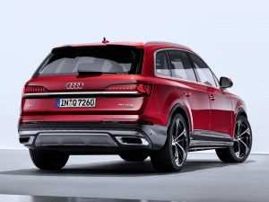 62 A When Will The 2020 Audi Q7 Be Available Price Design and Review