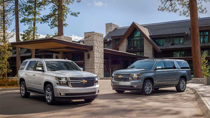 62 A When Will The 2020 Chevrolet Tahoe Be Released Specs