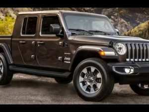 62 All New 2019 Jeep Truck Pictures Interior