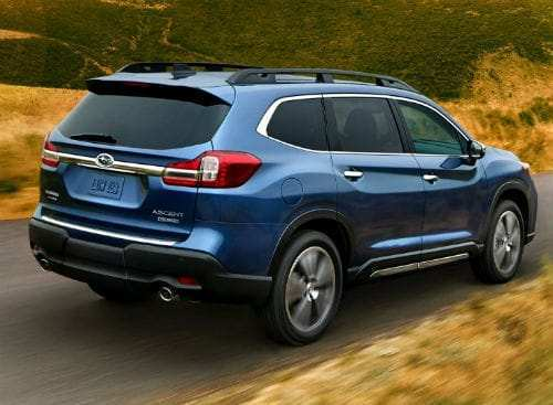 62 All New 2019 Subaru Ascent Release Date Review And Release Date