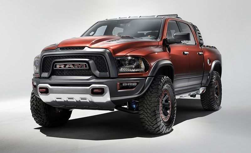 62 All New 2020 Dodge Ram Pickup Exterior