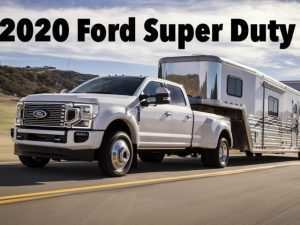 62 All New 2020 Ford 7 3 Research New