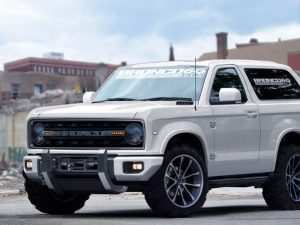 62 All New 2020 Ford Bronco And Ranger Release Date