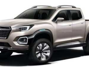 62 All New 2020 Subaru Pickup Concept