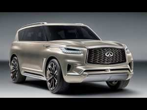 62 All New Infiniti 2020 Qx80 Redesign and Review