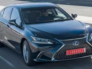 62 All New Lexus Electric Car 2020 Rumors
