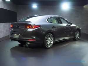 62 All New Mazda 3 2020 Sedan Research New