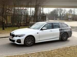62 All New New BMW 3 Series Touring 2020 Picture