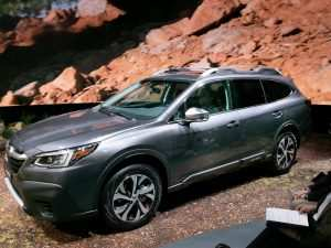 62 All New Subaru Usa 2020 Outback Price and Release date