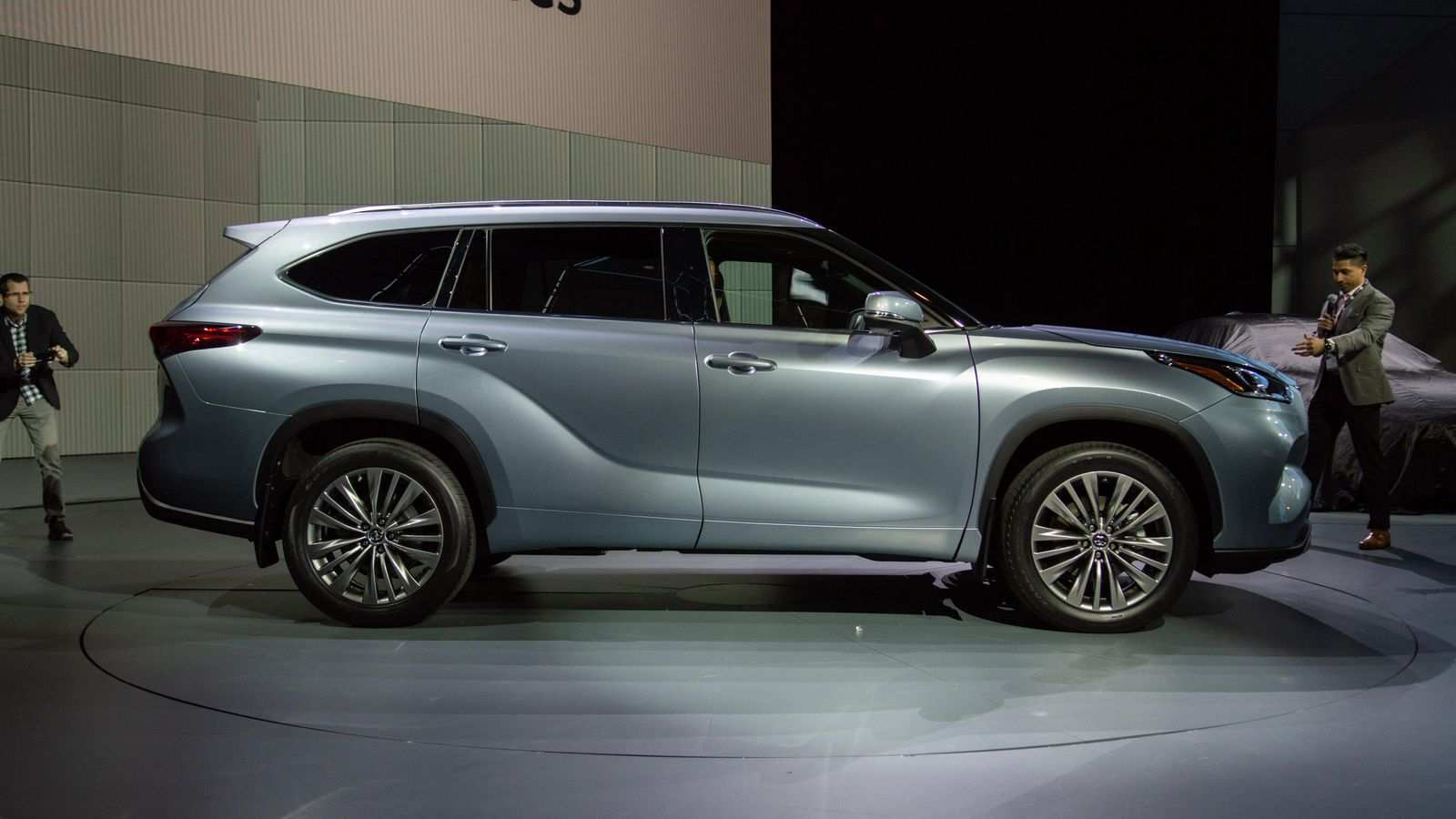 62 All New Toyota Kluger New 2020 Concept And Review