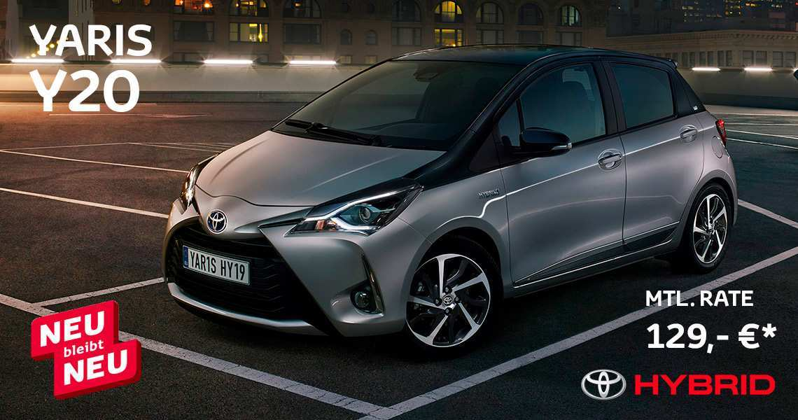 62 All New Toyota Yaris 2019 Europe Redesign And Review