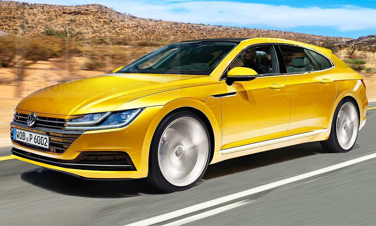 62 All New Vw 2019 Arteon Images