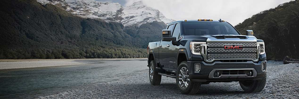 62 All New What Does The 2020 Gmc 2500 Look Like Engine