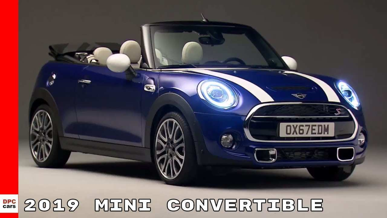 62 Best 2019 Mini John Cooper Works Convertible Review and Release date