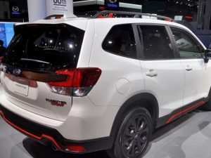 62 Best 2019 Subaru Forester Spy Photos Concept and Review