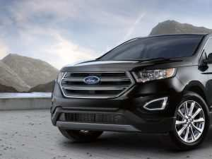 62 Best 2020 Ford Edge Redesign and Concept