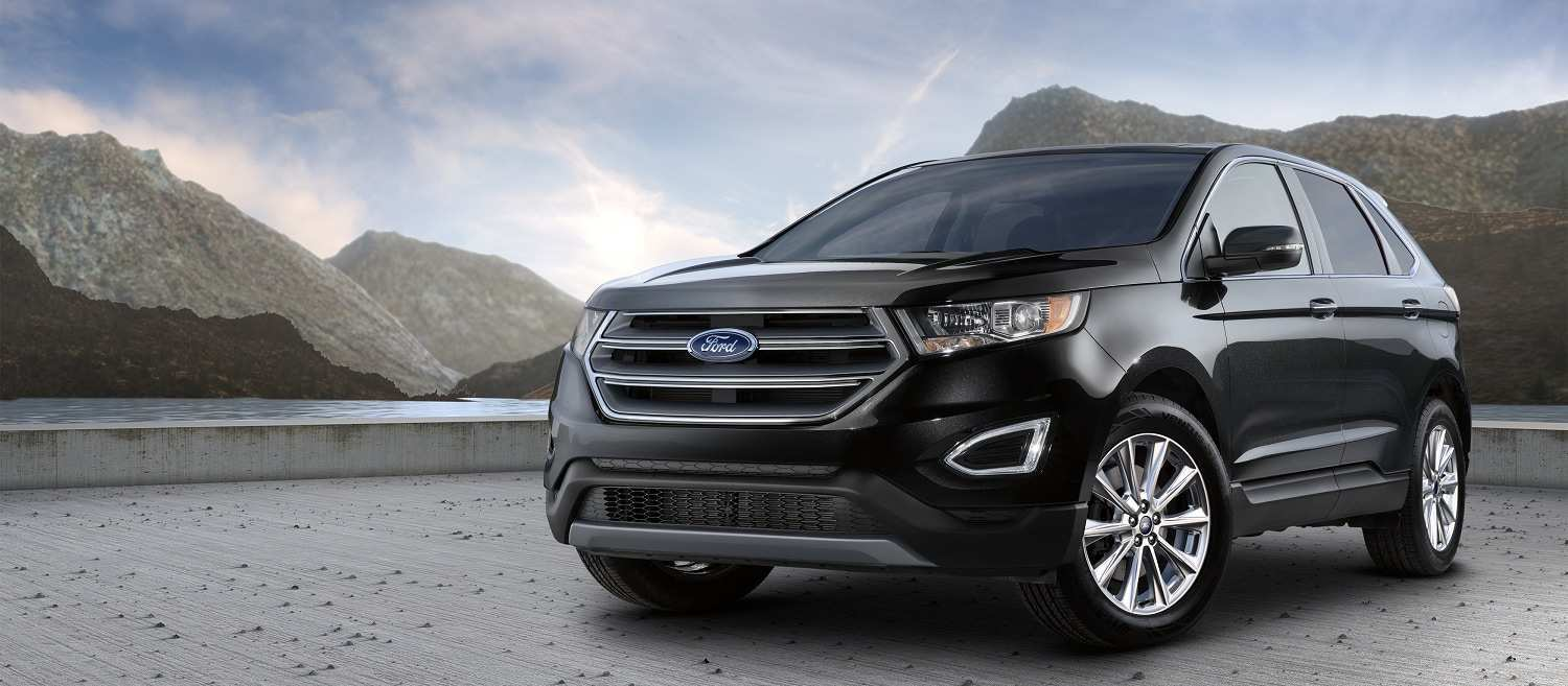 2020 Ford Edge Review.2020 Ford Edge Auto Review