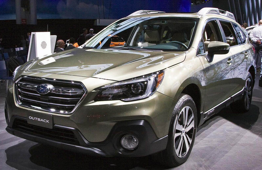 62 Best 2020 Subaru Outback Spy Photos New Model And Performance