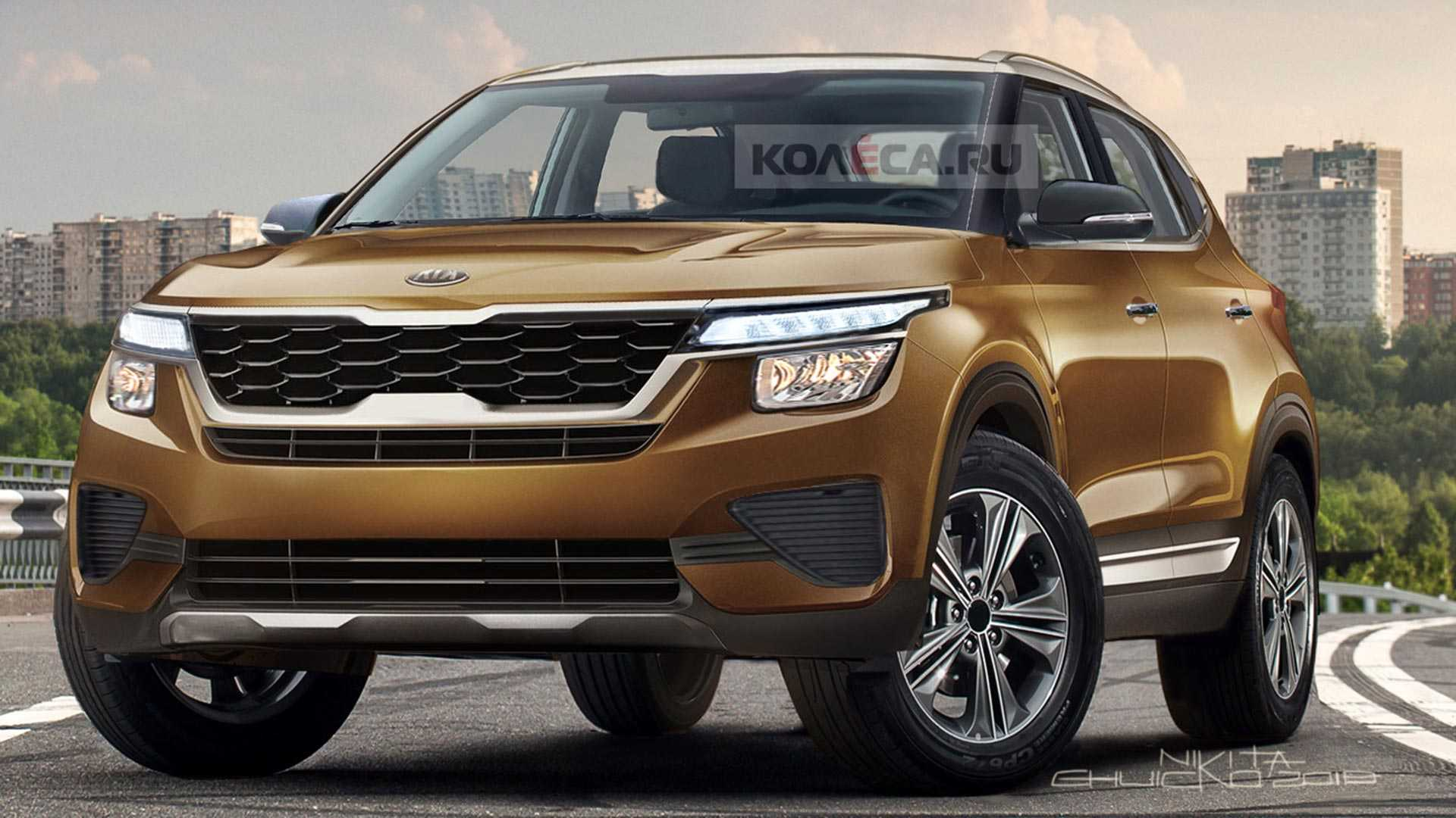 62 Best Kia New Suv 2019 First Drive