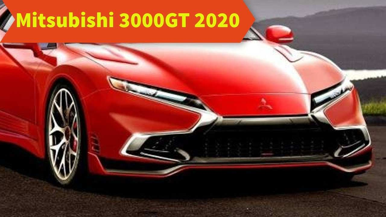62 Best Mitsubishi 3000Gt 2020 Release Date And Concept