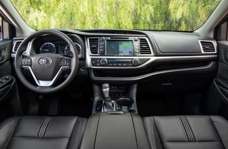 62 Best Toyota Kluger 2020 Interior Performance And New Engine