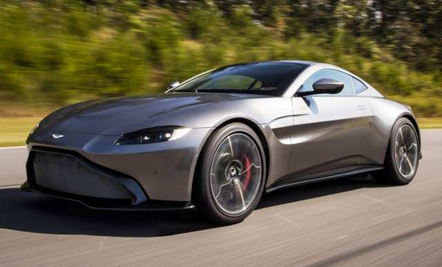 62 New 2019 Aston Martin Vantage Msrp Performance And New Engine