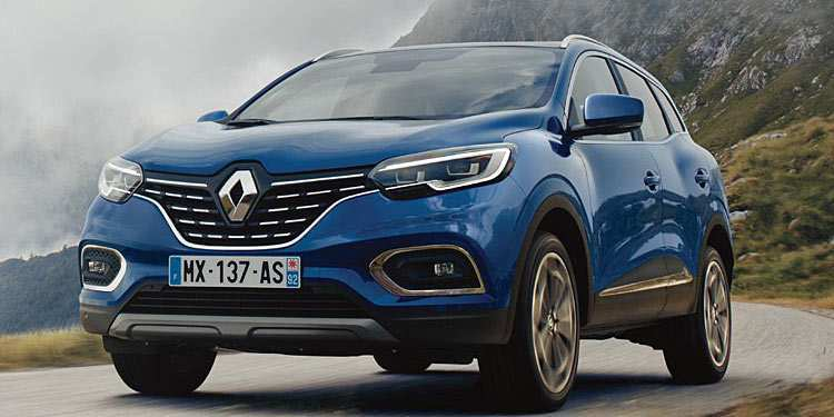 62 New 2019 Renault Kadjar Release Date and Concept