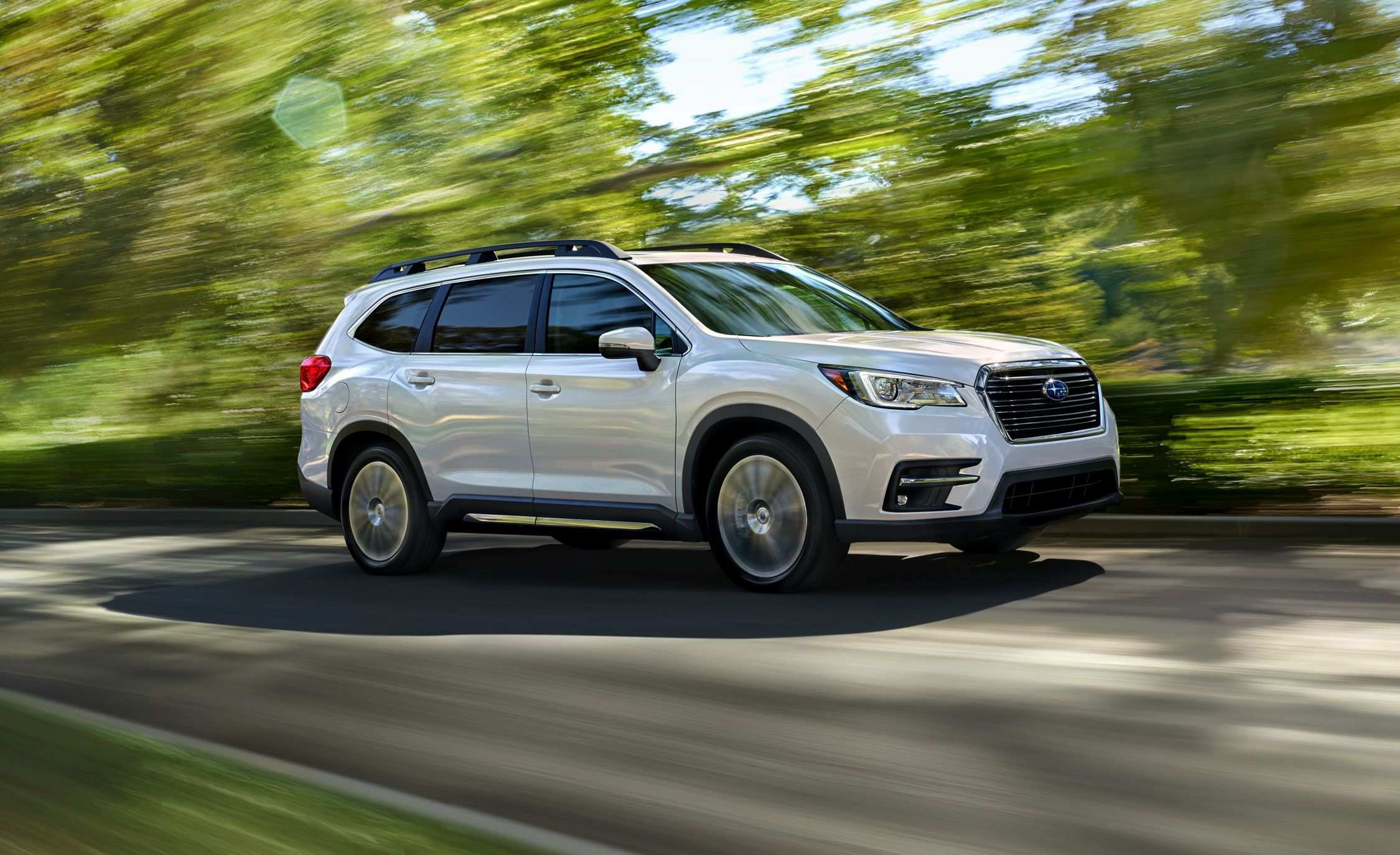 62 New 2019 Subaru Ascent News Specs And Review