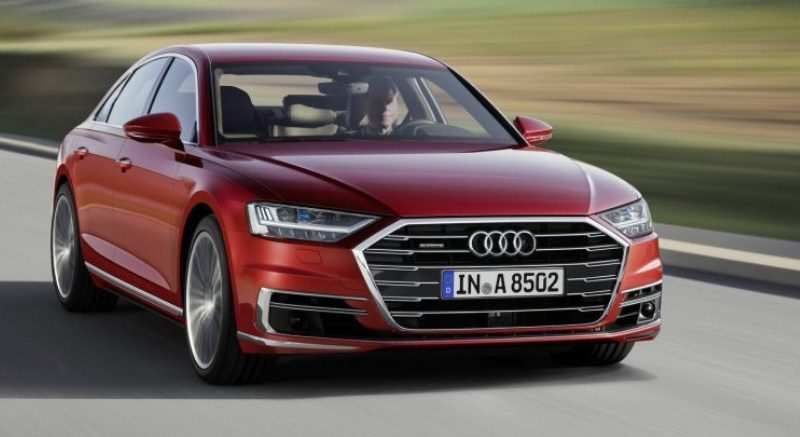 62 New 2020 Audi A8 V8 Wallpaper