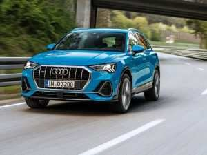 62 New 2020 Audi Q3 Usa Release Date Exterior and Interior