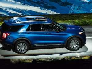 62 New 2020 Ford Explorer Limited Performance
