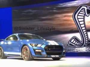 62 New 2020 Ford Shelby Gt500 Price Concept and Review