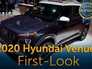 62 New 2020 Hyundai Venue Youtube Concept and Review