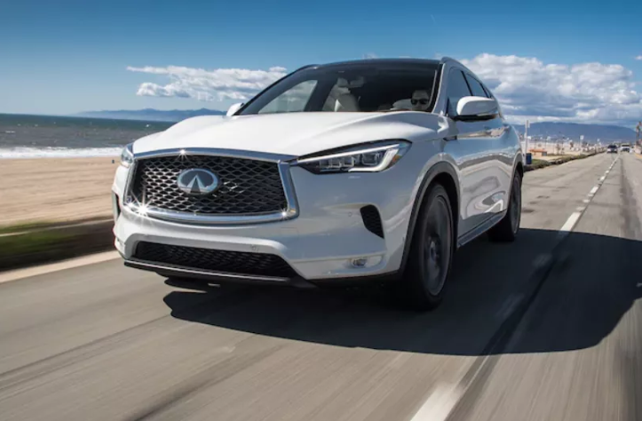 62 New 2020 Infiniti Qx50 Changes First Drive