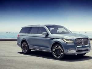 62 New Ford Lincoln Navigator 2020 Overview