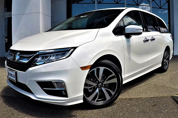 62 New Honda Odyssey 2020 Ratings