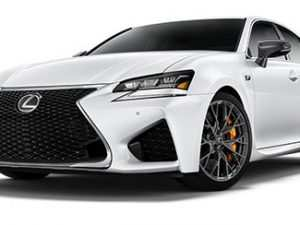 62 New Lexus 2019 F Sport New Model and Performance