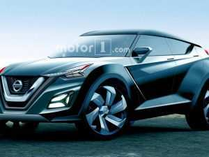62 New Nissan Suv 2020 Redesign