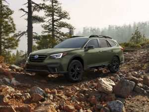 62 New Subaru Outback 2020 Model Concept