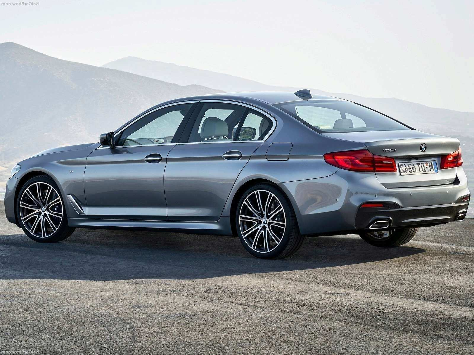 62 The 2019 Bmw 5 Series Redesign Price