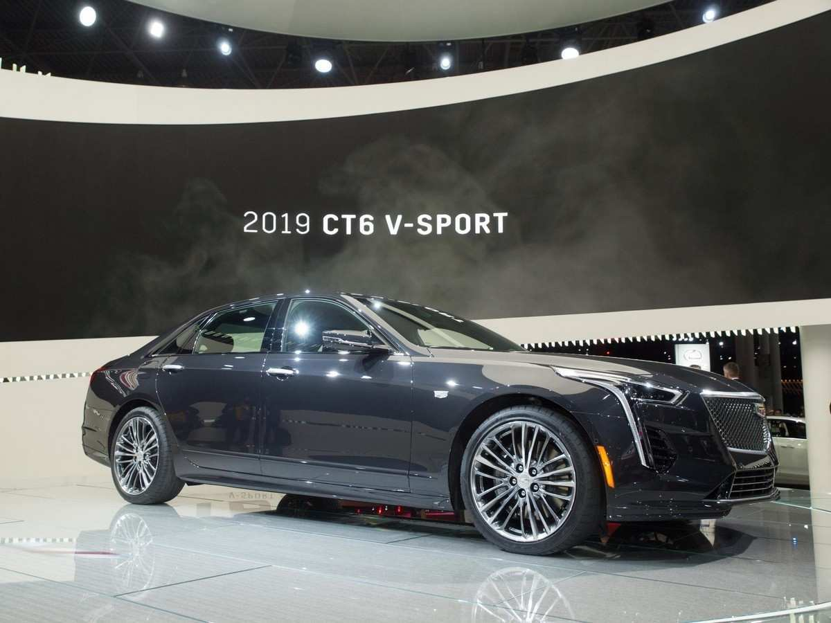 62 The 2019 Cadillac Releases Redesign And Concept