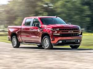 62 The 2019 Chevrolet 1500 Redesign
