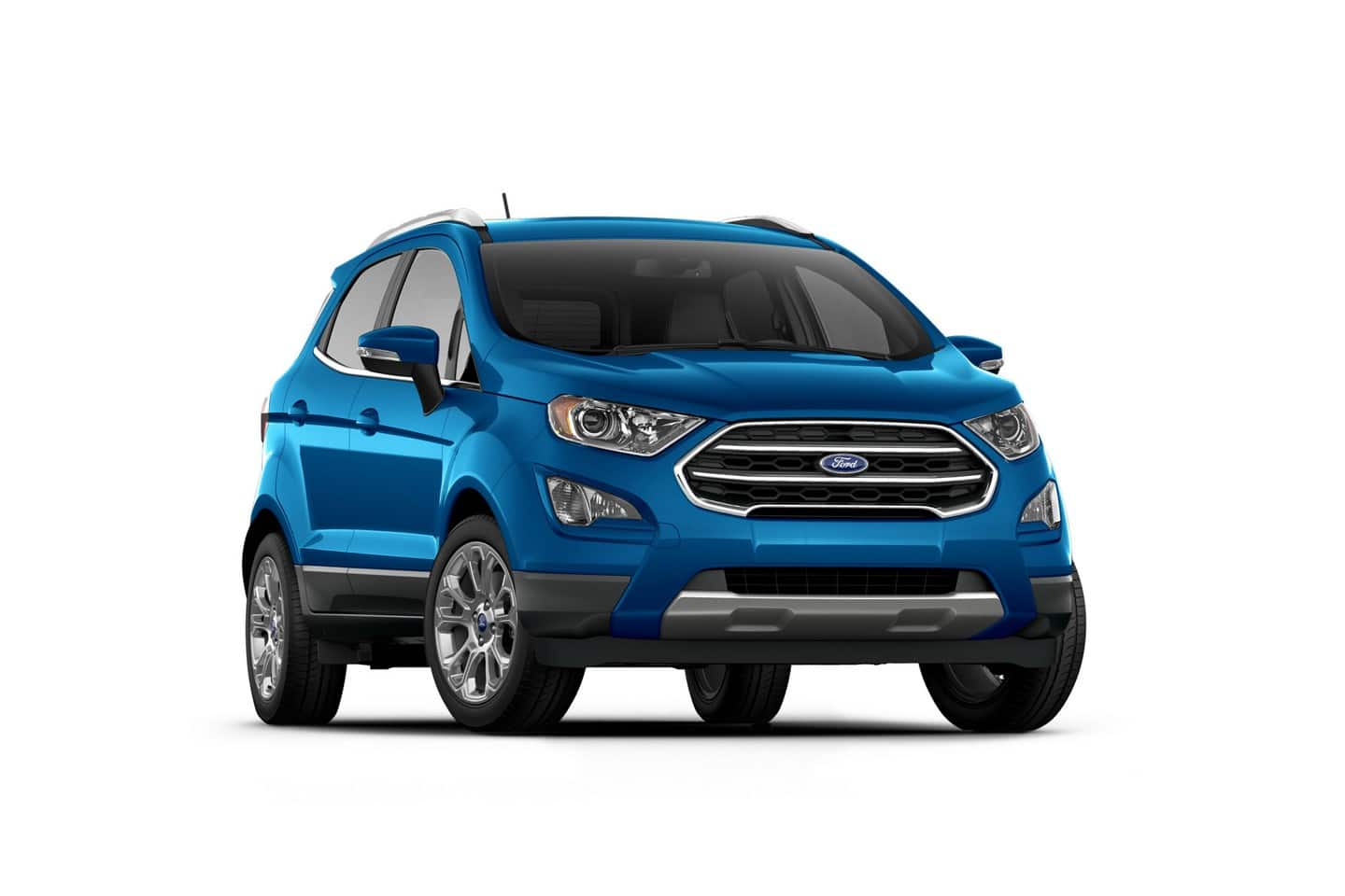 62 The 2019 Ford Ecosport New Review
