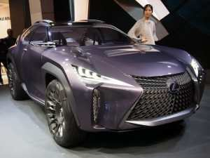 62 The 2019 Lexus Concept Redesign