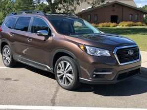 62 The 2019 Subaru Ascent Mpg History
