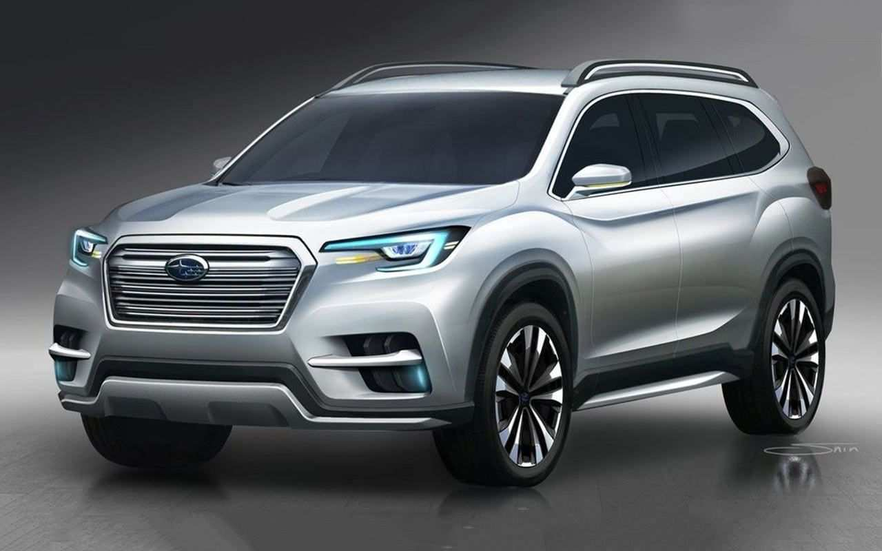 62 The 2019 Subaru Release Overview