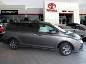 62 The 2019 Toyota Sienna Concept