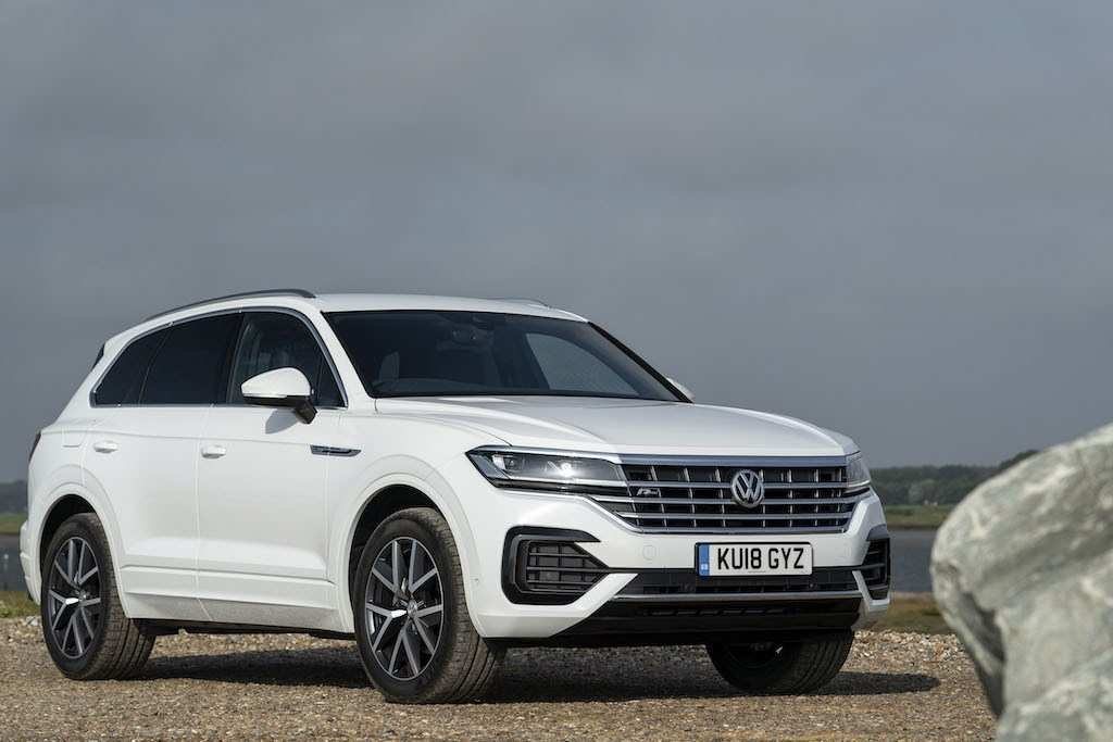 62 The 2019 Volkswagen Touareg Research New