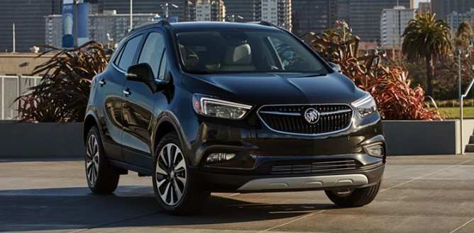 62 The 2020 Buick Encore Release Date Redesign And Concept