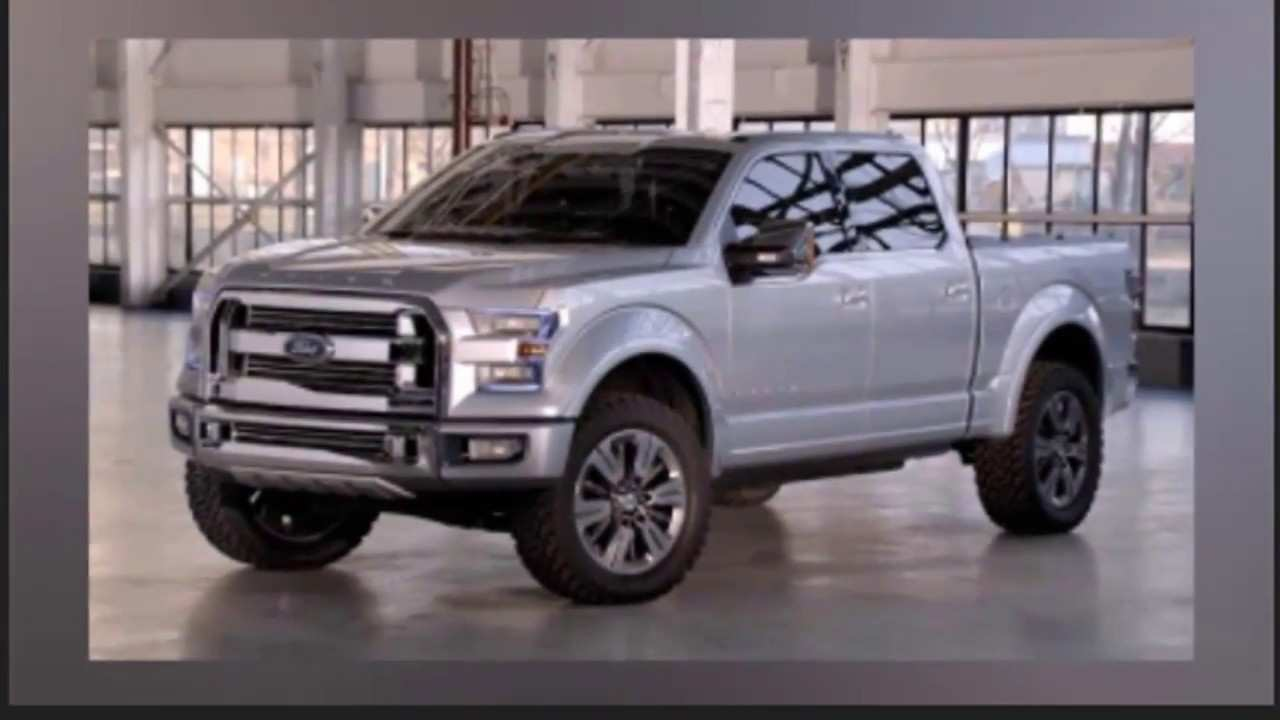 62 The 2020 Ford F150 Atlas Model